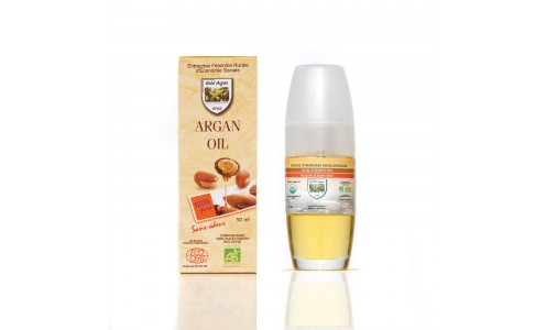 GOLD ARGAN 50 ML SPREY( SAF VE İTHAL)