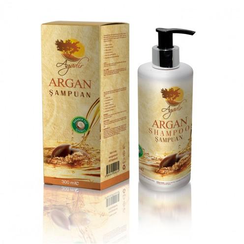 Agadir Argan Şampuanı